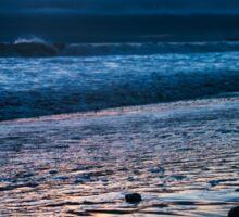 New MoonStone Beach, Cambria, CA Sticker