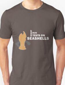 Mordin --  Salarian Scientist Unisex T-Shirt