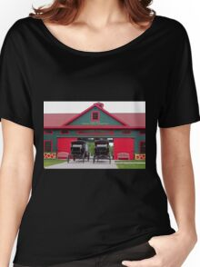 Grand Carriages I Women's Relaxed Fit T-Shirt