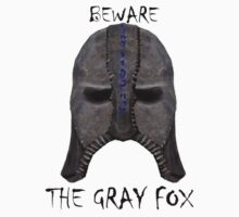 Beware the Gray Fox by KewlZidane