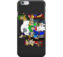 Final Fantasy 6 Characters iPhone Case/Skin