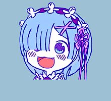 Re:Zero - Rem - Chibi (RENDER) Unisex T-Shirt