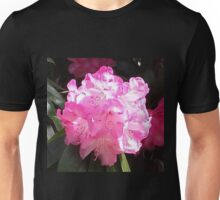 Rhododendron Pink Unisex T-Shirt