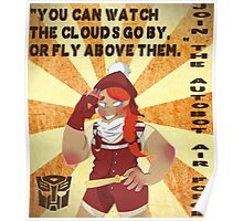 Powerglide Poster