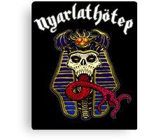 Nyarlathotep Canvas Print