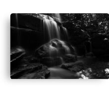 Long Exposure of Uloola Falls Canvas Print