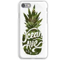 Ocean Ave iPhone Case/Skin