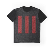 Three Strikes Graphic T-Shirt