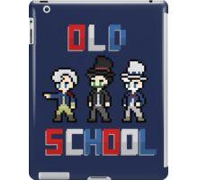 Old School (2) iPad Case/Skin