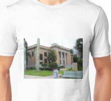 Lee County Courthouse Unisex T-Shirt