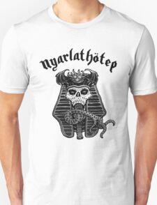 Nyarlathotep - Black and White Unisex T-Shirt