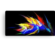 Bright Reeds Canvas Print