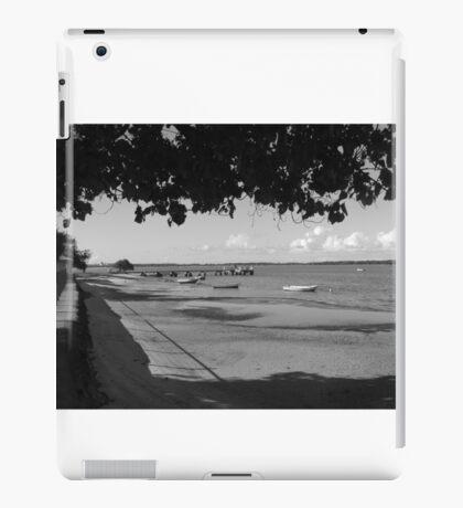 Esplanade monochrome iPad Case/Skin