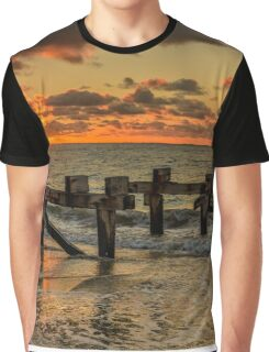 Old Jetty Graphic T-Shirt
