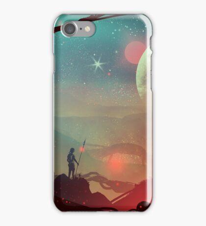 Moonlight in 1986 iPhone Case/Skin