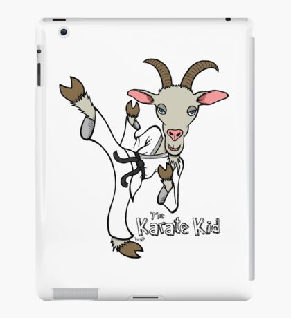 The Karate Kid iPad Case/Skin