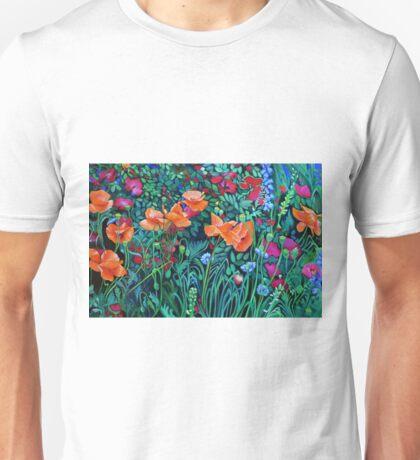 Rhea Dancing Unisex T-Shirt