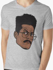 PosdChiles Mens V-Neck T-Shirt