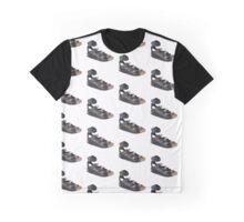 black Birkenstocks  Graphic T-Shirt