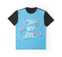 Oh My Girl 'Summer Special' Graphic T-Shirt