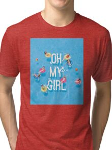 Oh My Girl 'Summer Special' Tri-blend T-Shirt