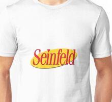 Seinfeld Stickers Unisex T-Shirt