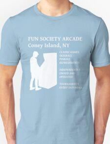 fsociety (fun society) arcade  Unisex T-Shirt