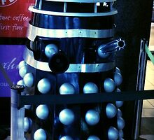 Doctor Who Christmas Dalek by bubble5858