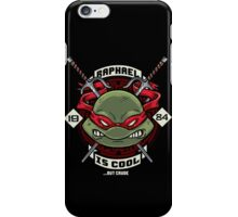 A little TOO Raf! iPhone Case/Skin