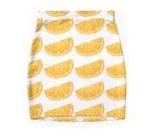 Orange slices Mini Skirt