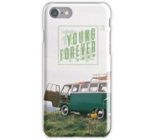 Young Forever//2 iPhone Case/Skin