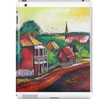 Country Township iPad Case/Skin