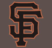 San Francisco Giants Baby Tee