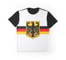 Bundesrepublik Deutschland ( Bundesadler)-2 Graphic T-Shirt