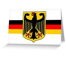 Bundesrepublik Deutschland ( Bundesadler)-2 Greeting Card