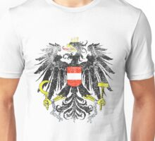 Austrian Coat of Arms Austria Symbol Unisex T-Shirt
