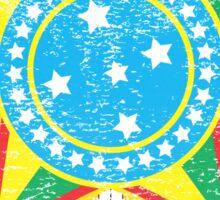 Brazilian Coat of Arms Brazil Symbol Sticker