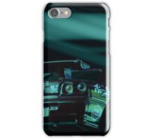 Rise Of The Techno-Racer iPhone Case/Skin