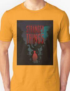 Stranger né? Unisex T-Shirt