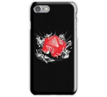 Fellowship Of The Critical Failure iPhone Case/Skin