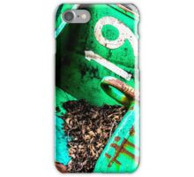 Decommissioned #19 iPhone Case/Skin