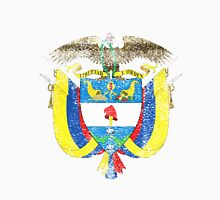 Colombian Coat of Arms Colombia Symbol Unisex T-Shirt