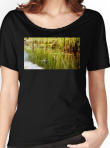 Frog in a Bog Women's Relaxed Fit T-Shirt