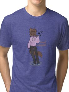 Local Werewolf Tri-blend T-Shirt
