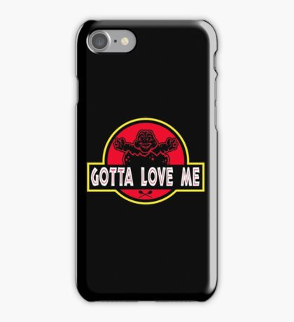 Gotta Love Me! iPhone Case/Skin