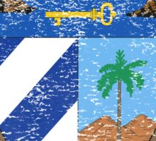 Cuban Coat of Arms Cuba Symbol  Sticker