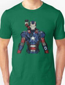 Iron Patriot Suit Unisex T-Shirt