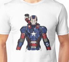 Iron Patriot Suit Unisex T-Shirt