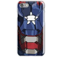 Iron Patriot Suit iPhone Case/Skin