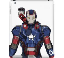 Iron Patriot Suit iPad Case/Skin